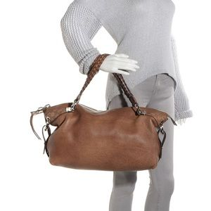Gucci Leather Large Bar Shoulder Tote 👜